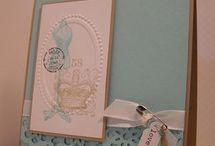 Cardmaking- Vintage / by Inky Jane