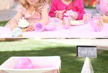 princess party / by Debbie Wyler