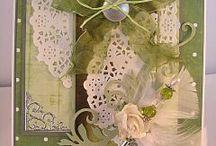 Card Tutorials / by Sherry Larson