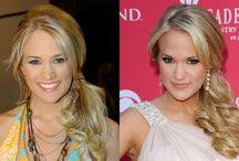 Carrie Underwood hair envy / by Curlformers