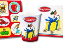 Busytown Birthday Party Ideas, Decorations, and Supplies / Busytown Party Supplies from www.HardToFindPartySupplies.com / by Hard To Find Party Supplies