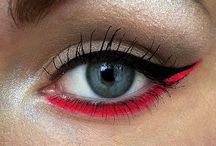 Make up / by Carol Miyuki