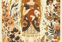 Children's Book Illustration / by christine chu