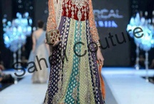 Pakistani Couture / by Asma Omair-Adil