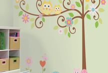 Baby decor / by Valerie Sloan Brodersen
