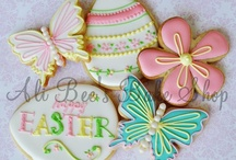 Cookie Inspiration ~ Easter / by Jolene Hausman