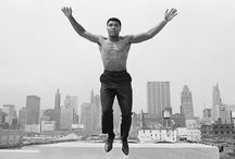 Muhammad Ali / Dedicated to the People's Champ. / by Tailgate