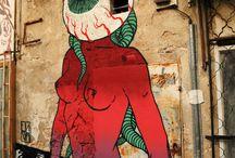 Hookedblog's Broken Fingaz Board / A collection of images from street / graffiti crew Broken Fingaz / by Hookedblog Street Art