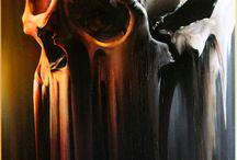 Skulls / by Mitchell Da Silva