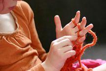 Knitting / by Kim Figg-Hoblyn