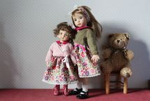 Hello Dolly / You're never too old for dolls! / by Wendy Olivas