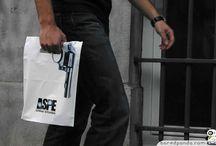 Amusing Plastic Bags / by Cubbyhole Secrets