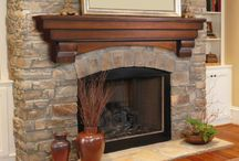 Fireplaces / by Jeanne Terry
