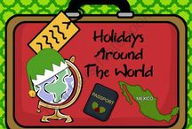 new holiday traditions / by Lisa Hansemann Houser