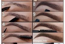 Makeup and Hair tips / by Kristen House