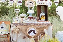 Baby shower ideas! / by Casey Platts