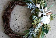 diy || wreaths / by Catrina Ann