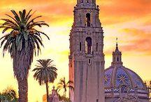 San Diego / by Miss Kitties