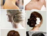 Bridal Hairstyles  / by The Bride's Maids Shop
