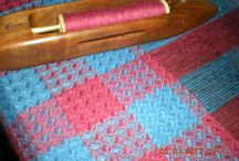 My Weaving projects / by Cindy Dietzen