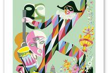 Carnaval / by Cathy Garcia
