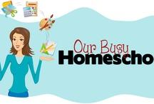Homeschool Blogs / by Robin Wright