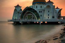 Masjid / by Jon Hankins