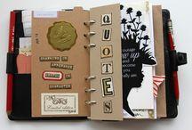 Art Journal Ideas Volume Four / by Danielle Batog