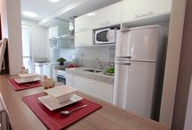 kitchens / by Elaine de Andrade