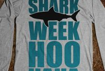 Shark Week Rules!! / by Tessie Yarbrough