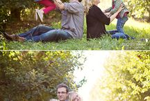Family poses / by Sue McFarland