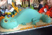 Fun cakes!!:)  / by Mailani Shapiro