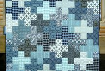 Modern Plus Quilts / by Becky Biddle's Modern Quilting