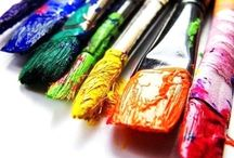 HapPy ART! / ART classes at HapPy gO SmiLe in Cayucos, CA / by Barbara Saia