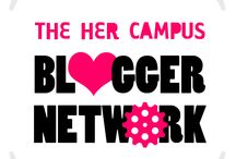 The Blogger Network / Check out the latest and greatest from our Her Campus bloggers!  / by Her Campus