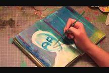 Art Videos Techniques / by Nika's Studio