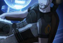 My Mass Effect Addiction  / by Lauryn Godfrey