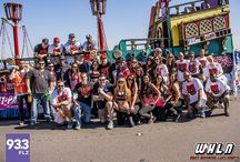 Gasparilla 2014 / iHeartRadio hit the streets of St. Pete for the Gasparilla Pirate Fest parade and it was an alrrrrrright day indeed! / by 933FLZ