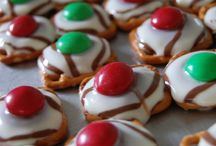 Christmas baking / by Tammie Swan