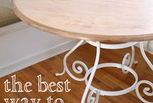 Tips for Furniture Hacks / by Mary Lou