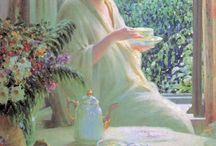Tea in the garden / by Michelle Deacon