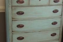 Furniture / by Mandy Howard