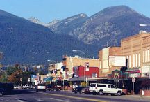 Montana / by Janet Lykins Montgomery