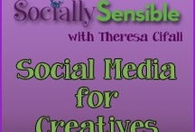 Socially Sensible Creatives / This group board contains pins from my Socially Sensible Creatives Facebook Group...you're welcome to join us....https://www.facebook.com/groups/sociallysensiblecreatives/  / by Theresa Cifali