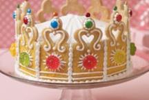decoration (cake/cupcake) / by Jennifer Lynn