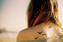 Tattoos / by Zoe Nielsen