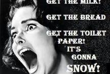 IT'S GONNA SNOW / by TV3Social