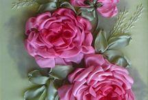 Embroidery: Silk Ribbon / by Svetlana Davidova