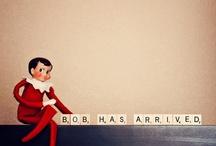 Elf on the shelf ideas / by Dani H