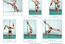 Pole fitness  / by Kailey Douglas